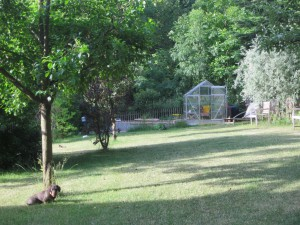 Ehemaliger Klostergarten